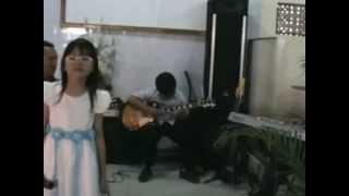 SELAMAT PAGI BAPA - Marchel & Maura Kaesya Ekayanto