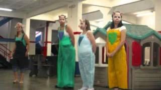Teatro Infantil: Os 3 porquinhos