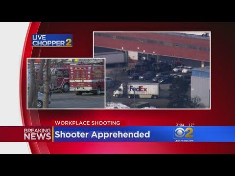 Shooter Apprehended In Aurora