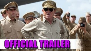 Emperor Official Trailer - Tommy Lee Jones and Matthew Fox
