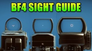 BF4 Sight Guide: Best Scopes & Sniper Glint Explained (Battlefield 4 Launch Commentary)