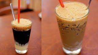 How to make Vietnamese coffee - Cách pha cà phê