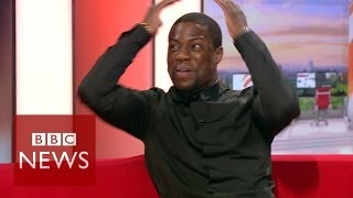 Video Kevin Hart takes over BBC Breakfast - BBC News MP3, 3GP, MP4, WEBM, AVI, FLV Januari 2018
