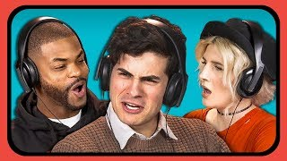 Video YOUTUBERS REACT TO YOUTUBE REWIND 2017 MP3, 3GP, MP4, WEBM, AVI, FLV Desember 2017