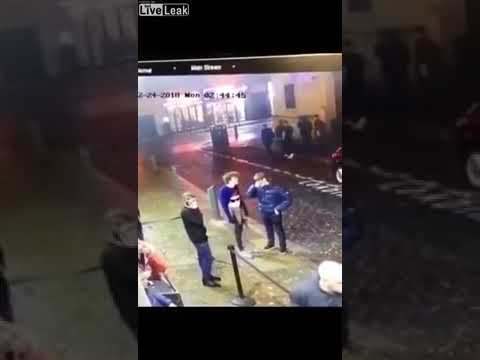 HORRIFIC! Christmas Eve Hit-and-Run Terror Attack In Liverpool, England –CAUGHT ON VIDEO