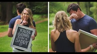 join us Facebook https://www.facebook.com/theHopeOfficial Wife Surprised Her Husband With Pregnancy in Very Sweet way ~ When Brianne Dow, 24, found ...