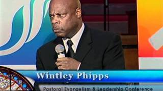 Chaplain Barry Black And Wintley Phipps On Bishop TD Jakes