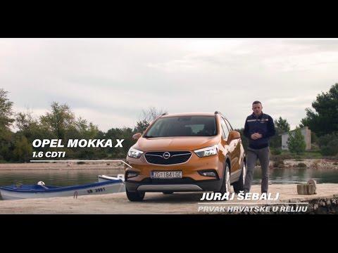 Testirali smo Opel Mokku X – 1.6 CDTI