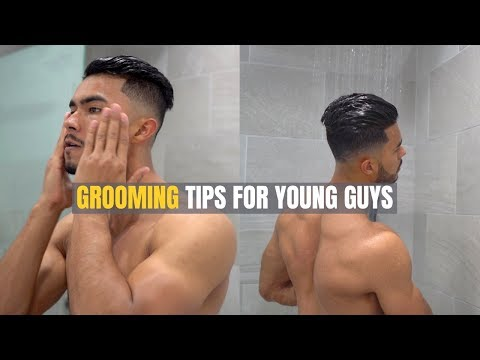 7 Essential Grooming Tips Every Young Guy Should DO