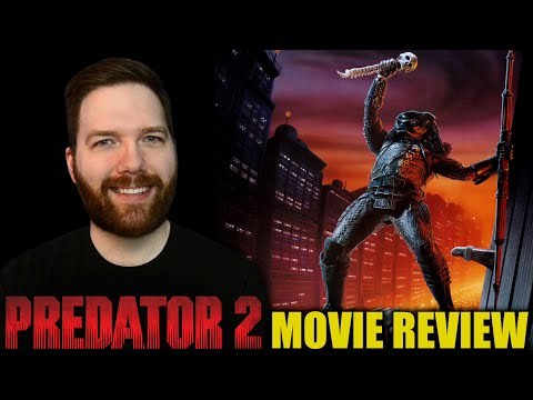 Predator 2 - Movie Review