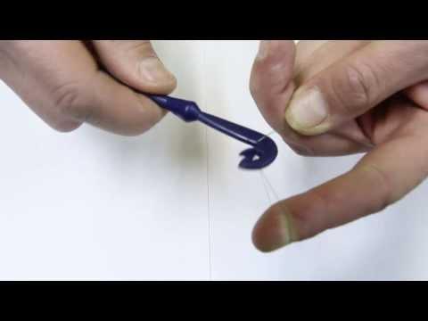 как вязать рыболовные петли петлевязом