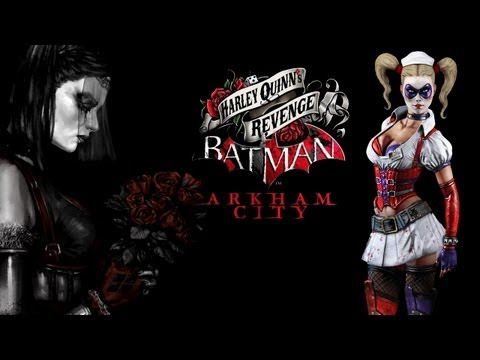 Batman Arkham City | Harley Quinns DLC FULL (Is the Joker really dead? Whats with Cadmus Labs?)