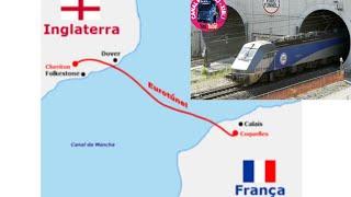 Video Eurotúnel por dentro.51 km por baixo do mar.Vem comigo!canal da mancha.Video n°259 MP3, 3GP, MP4, WEBM, AVI, FLV Maret 2019
