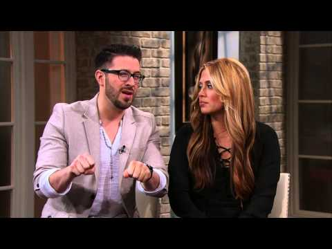 Danny Gokey shares Hope with the Broken
