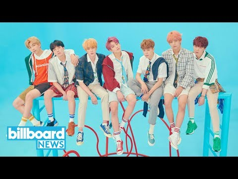 Top 30 K-Pop Acts on Tumblr in 2018: BTS, EXO and More | Billboard News