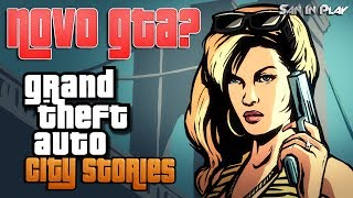 Take Two Registra a marca CITY STORIES - Novo GTA Vem ae?