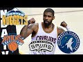 Kyrie Irving Potential Destination If Traded