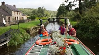 Nonton Ireland Barge Trip, River Barrow, St Mullins, South East Ireland 2014 HD Film Subtitle Indonesia Streaming Movie Download