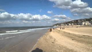 Trouville Sur Mer France  city photos : UNE JOURNEE A TROUVILLE SUR MER