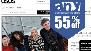 Learn how to save money using ASOS promo codes from Anyprices (http://www.anyprices.com/coupons/us.asos.com)