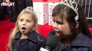 Sophia Grace & Rosie on the 2011 AMA's Red Carpet full download video download mp3 download music download