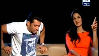 Salman Khan And Katrina Kaif Exclusively Speak To Abp News