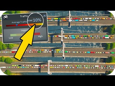 I was Made Mayor to Fix NIGHTMARE Highways in Cities: Skylines