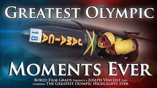 Video Greatest Olympic Moments Ever MP3, 3GP, MP4, WEBM, AVI, FLV Juni 2018