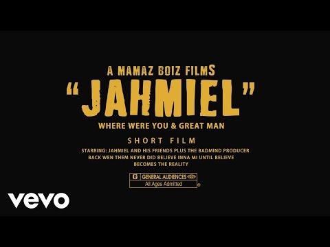 ITSJAHMIEL - WHERE WERE YOU? / GREAT MAN