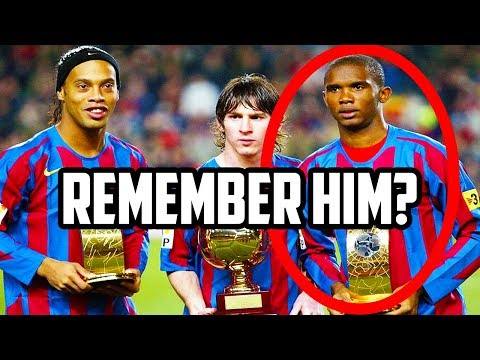 How Good Was Samuel Eto'o Actually?