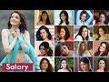 South Indian Actress Salary | Highest n Lowest Paid Actresses | Tamil, Telugu, Malayalam, Kannada