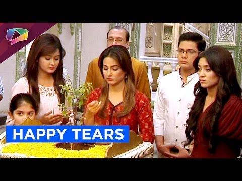 Akshara gets emotional in Yeh Rishta Kya Kehlata H