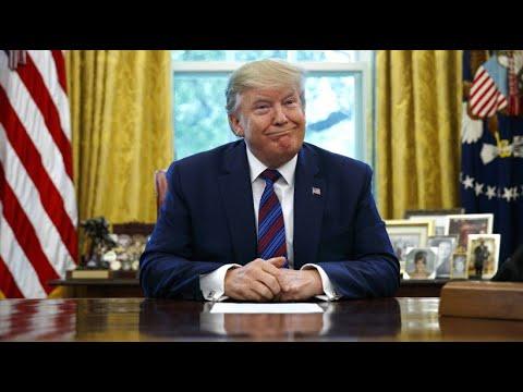 USA: Präsident Trump darf Pentagon-Geld für Mauerbau  ...