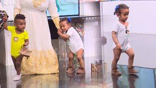 የህፃናት የፋሽን ትርኢት በእሁድን በኢቢኤስ/Ehuden Be EBS Special Kids Fasion Show