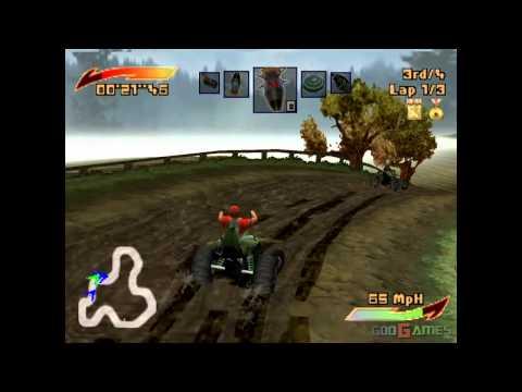 ATV Mania Playstation