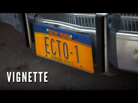 Ghostbusters (2016) (Featurette 'The Ecto 1')