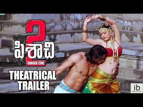 Pisachi 2 Theatrical Trailer