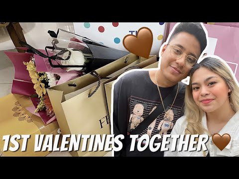 VALENTINE'S DAY DATE 🤎 | Tricia Baylosis