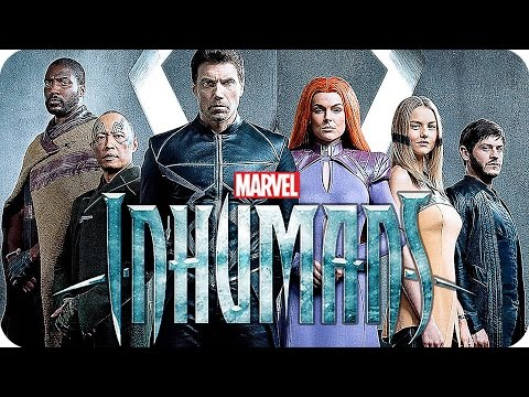 Marvel's INHUMANS Series Preview: Who are the Inhumans? (2017) Marvel TV Show