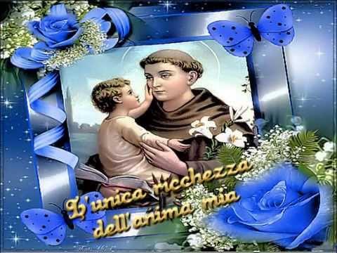 sant'antonio di padova. il grande santo amato in tutto il mondo.