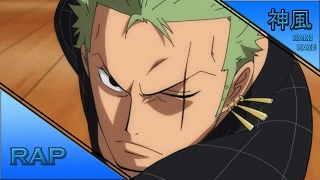 Download Lagu Rap do Zoro (One Piece) | O Melhor Espadachim | Kamikaze Mp3