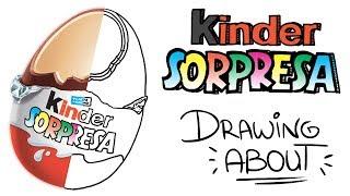 Video KINDER SORPRESA | Drawing About MP3, 3GP, MP4, WEBM, AVI, FLV November 2017