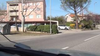 Aurisina Italy  city pictures gallery : Duino Devin Sistiana Aurisina SS14 Italien Italy 9.4.2015