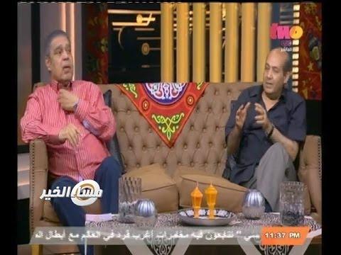 """مدحت العدل: عمرو دياب """"يبكي ضحكا"""" أثناء مشاهدة """"فيفا أطاطا"""""""