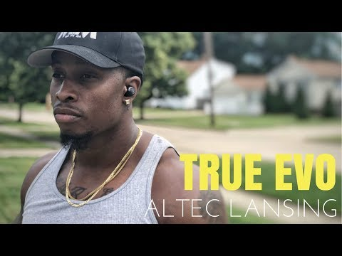 BEST BUDGET BLUETOOTH EARBUDS?? ALTEC LANSING TRUE EVO AIRPOD KILLER??!! X REVIEW!