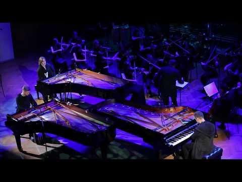 Huikeat pianistit lavalla: Bel Suono – Dance of the Knights