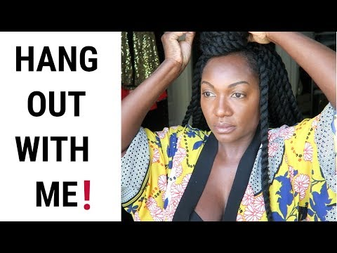 QUICK VLOG | HANG OUT WITH ME | LADIES WHO BRUNCH