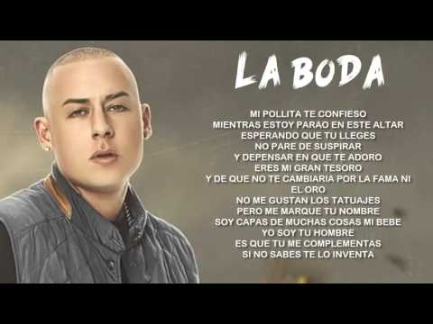 "cosculluela – ""la boda"" 2016"