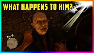 What Happens To The Vampire In Red Dead Redemption 2 If You Expose Him To Sunlight   Rdr2