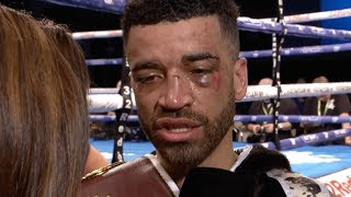 Sam Maxwell goes to hospital after incredible last-gasp knockout